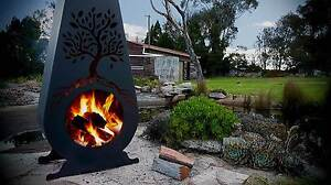 DELUXE OUTDOOR BRAZIER/FIRE PIT Carindale Brisbane South East Preview