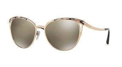 Bvlgari SERPENTI BV 6083 rose gold/brown gold (2014/5A) Sunglasses