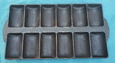 VINTAGE GRISWOLD 950A No 11 MUFFIN CORN BREAD PAN CAST IRON ERIE PA USA