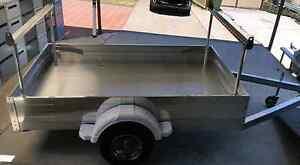 Brand new 9'x 5' Aluminum trailer Redbank Plains Ipswich City Preview