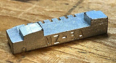 Curtis Code Cutter 15 Carriage Mz-3a New