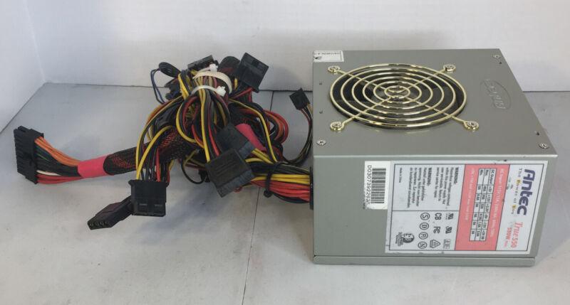 Antec True 550 550W PC PSU Desktop Power Supply Used