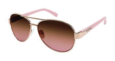 2d776980a5 Jessica Simpson Womens J5505 RGDRS Aviator Sunglasses
