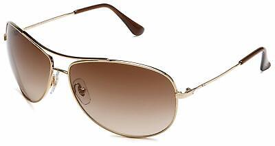 Authentic RAY-BAN RB3293 - 001/13 Sunglasses ARISTA W/ BROWN GRADIENT*NEW* (Ray Ban 3293 Gold)