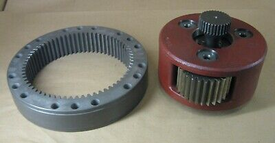 New J016501 Cargotec Kalmar Torque Converter