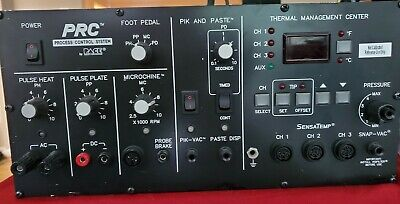 Pace Prc Pps 400 Thermal Management System 7008-0187 Soldering Tested