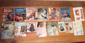 Guides, Patterns, instructions for Sewing, Knitting & Crochet
