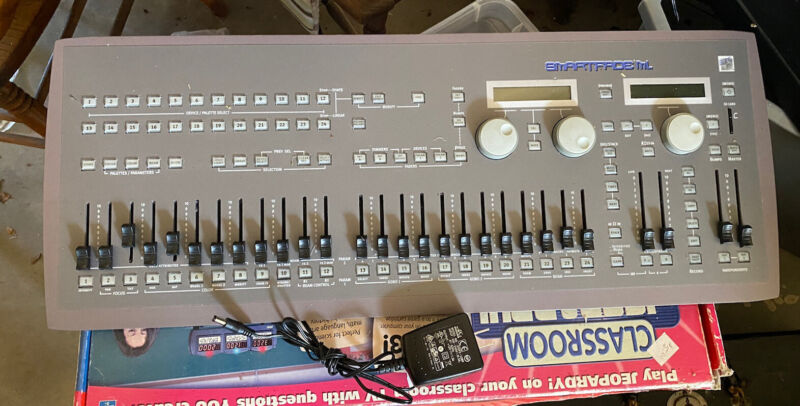 ETC Smartfade ML Lighting Control Console Board 24/48