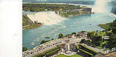 Postcard  Canada Niagra falls Ontario  posted