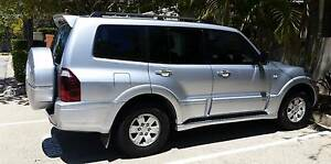 2004 Mitsubishi Pajero Exceed 4x4 New Farm Brisbane North East Preview