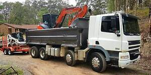 HUMDIG EARTHWORKS - 5tonne combo hire EXCAVATION Gold Coast Tallebudgera Gold Coast South Preview