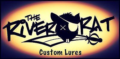 River Rat custom lures