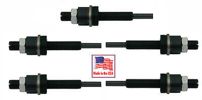 5c Collet Stops - Five Pack With 14 Inch Tip - American Made