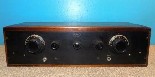 Crosley Trirdyn No.1121 Battery Radio Good Condition Free Shipping