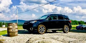 Reprise bail : Subaru Forester XT 2017 limited