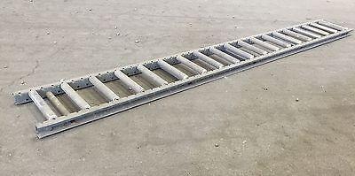 Span Track Carton Flow Roller Track