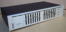 Classic Vintage Hi Fi Pioneer SG-540 7 Band Graphic Equaliser Somerset Waratah Area Preview