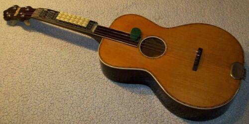 Vintage Instrument- Key Kord Baritone Uke 1920