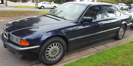 BMW 735il E38 FOR ONLY $3800 Mile End West Torrens Area Preview