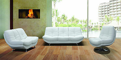 Modern Living Room 2 Pc Sofa Set ...