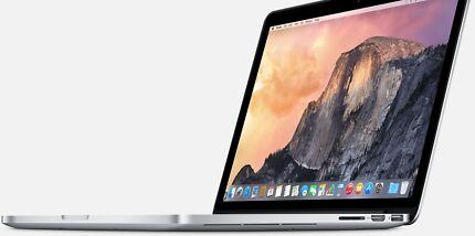 "NEW UNOPENED MacBook Pro 15"" mid-2105 top spec Sydney City Inner Sydney Preview"