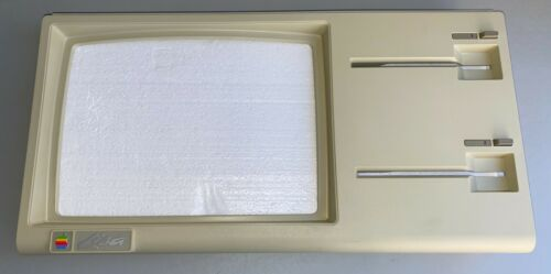 Original OEM Apple Lisa 1.0 Computer Twiggy Front Plate Bezel 620-5111-B