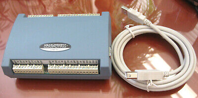 Usb-tc Usb-based 8-channel Thermocouple Input Module. Measurement Computing