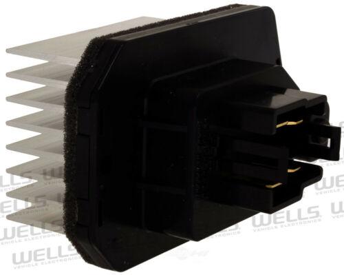 HVAC Blower Motor Resistor Front Standard RU-730