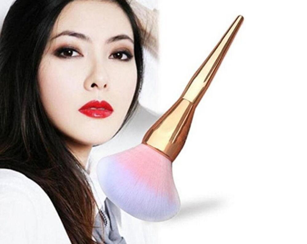 Makeup Cosmetic Brushes Kabuki Contour Face Blush Brush Powder Foundation Tool Brushes