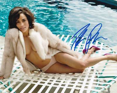 Paula Patton In Person Authentic Autographed Photo Coa Sha  98401