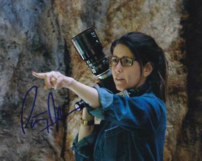 Patty Jenkins In Person Authentic Autographed Photo Coa Sha  69034