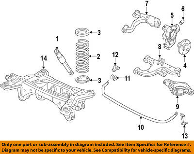 NISSAN OEM Lower Control Arm-Front Arm 551A01LA0B for sale  Suwanee