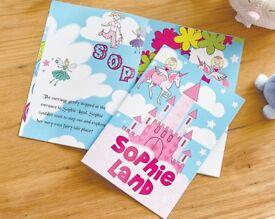 Girls Fair book