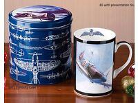 RAF Spitfire Mug
