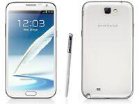 Samsung Galaxy Note 2 -16GB - White (Unlocked) Smartphone