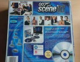 James Bond Interactive DVD Game