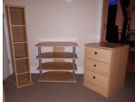 Chest of drawers/bookcase/ tv stand