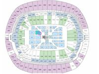 AMAZING ANTHONY JOSHUA TICKETS ON THE FLOOR **FRONT ROW** OF BLOCK E!!!