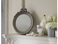 Brissi Marianne Oval Mirror French Vintage Style BRAND NEW UNUSED