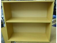 Bookcase Oak Veneered