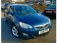 CHEAP VAUXHALL ASTRA 1.6 2010 NEW SHAPE FOR QUICK SALE