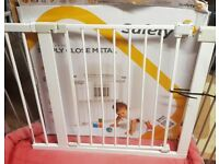 Safety 1st Pressure Fit Metal Safety Baby Gate