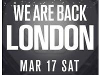 UFC Tickets Fight Night London URGENT