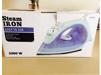 Steam Iron 2000W *like new