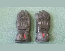 Akito motorcycle gloves size xxl