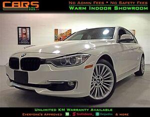 2013 BMW 328 i AWD | Navigation | Luxury Line | Rear Cam | B-TO