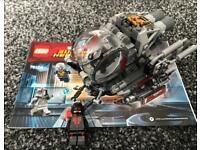 Lego marvel Antman superhero set