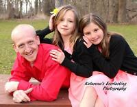 Outdoor family, kids, or maternity session