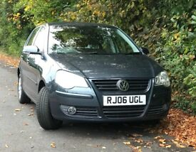 A lovely genuine low mileage VW 1.4 Polo SE. Only 14217 miles on the clock, 5dr Auto with Alloys