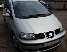 2003 Seat Alhambra TDI 130 Breaking for parts